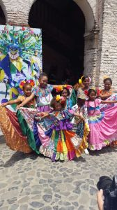 ¡Qué viva la cultura Congo!
